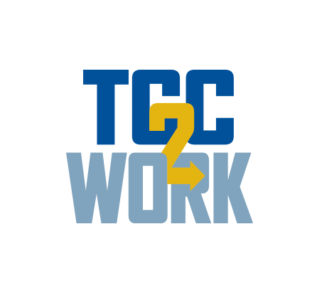 TCC2WORK logo.